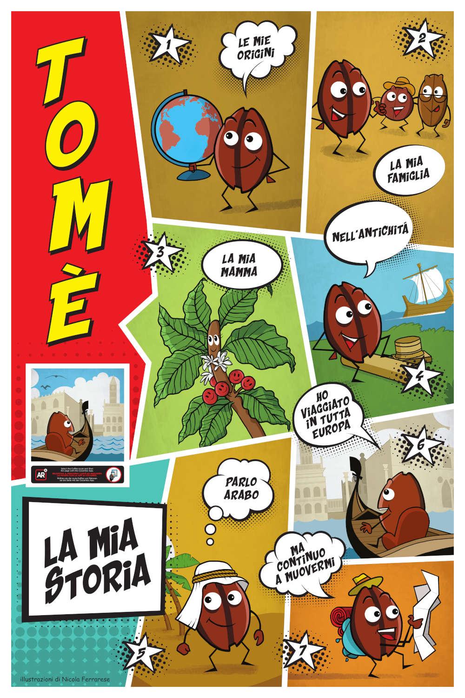Cartello Caffè | Cocambo